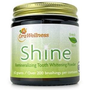 OraWellness Teeth Whitening Powder