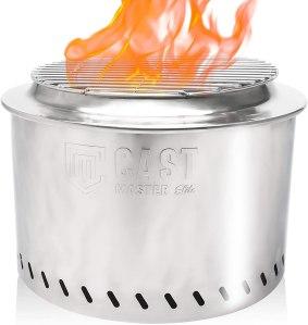 Cast Master Bon 2000 Dual Purpose Fire Pit