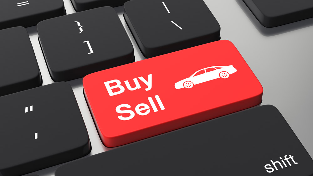 Online car auctions are on the rise.