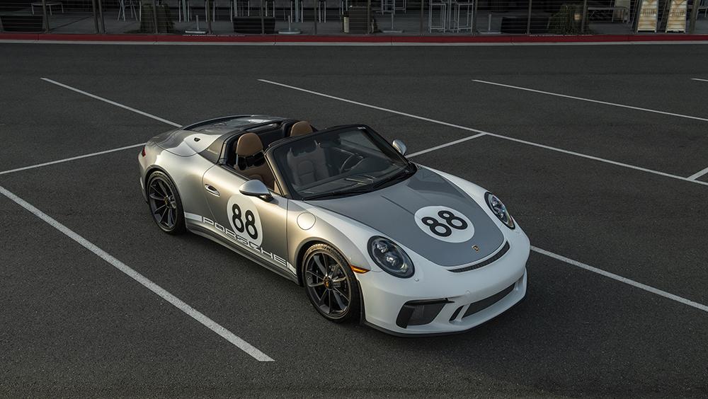 2019 Porsche 911 Speedster 'Heritage Design'