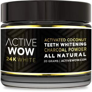 Active Wow Tooth Powder