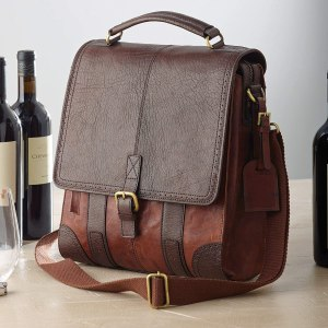 Wine Enthusiasts Wine Bag