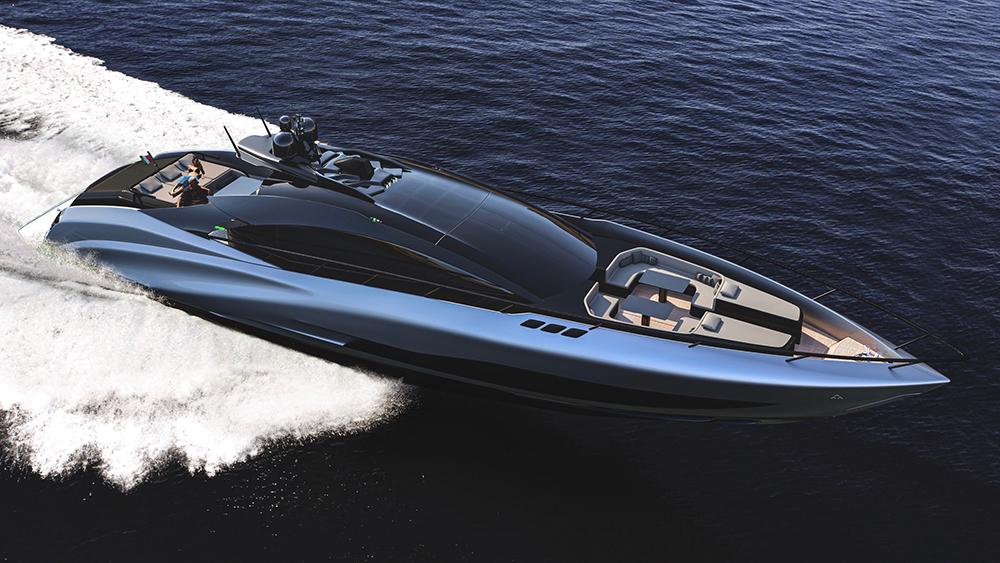 Officina Armare Design A88 Gransport