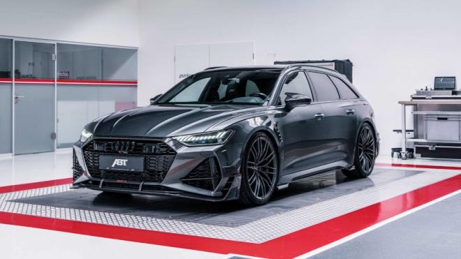 ABT Sportsline Audi RS6 Avant
