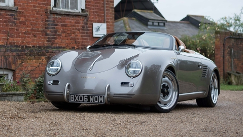 Iconic Autobody 387 Speedster