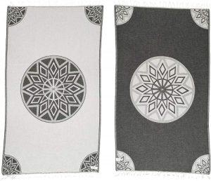 Bersuse 3-Piece Turkish Towels