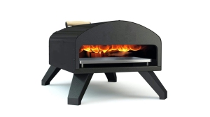 Bertello Wood Fire and Gas Outdoor Pizza Oven