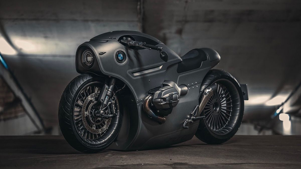 Zillers Garage Custom BMW R nineT