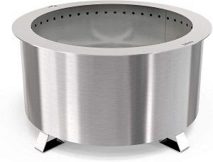 Breeo Double Flame Smokeless Fire Pit