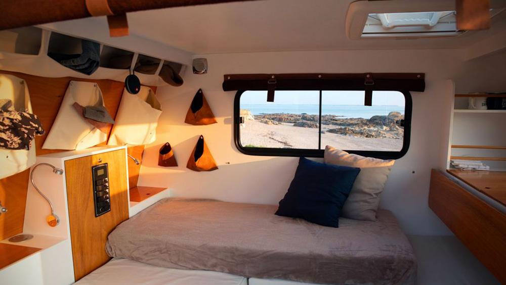 The Carapate camper