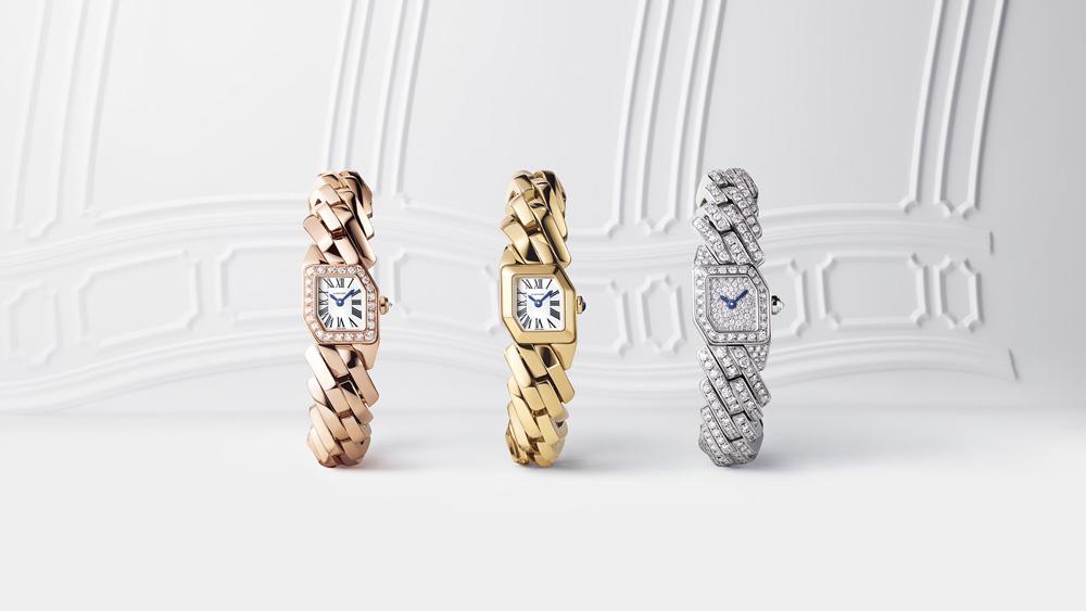 Cartier Maillon de Cartier Watches