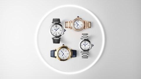 Cartier Pasha de Cartier Watches