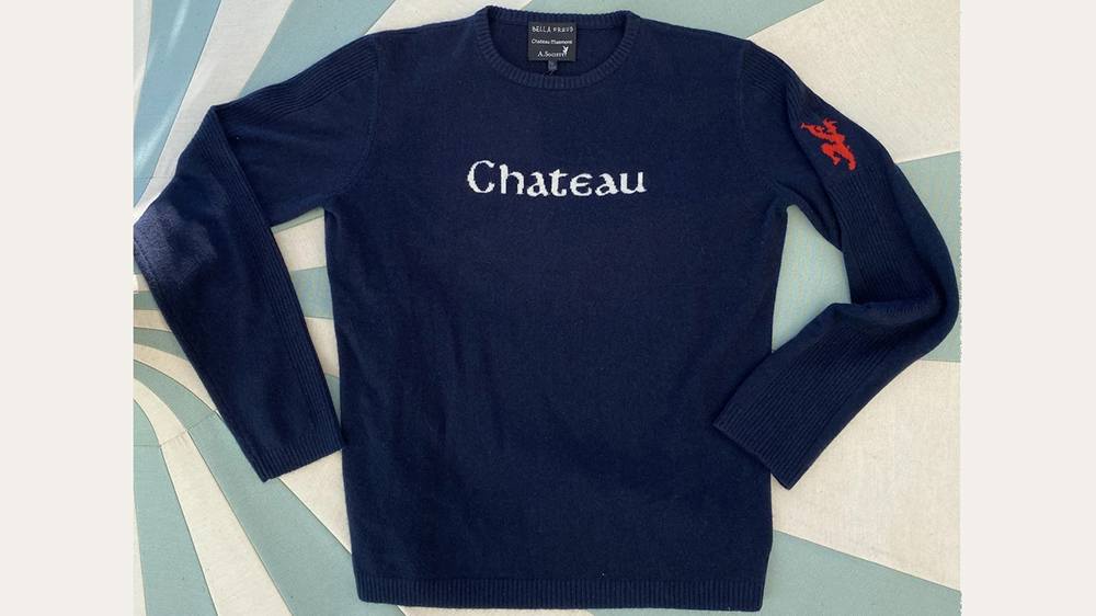 Chateau Marmont Cashmere Sweater