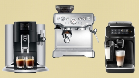 The Best Espresso Makers on Amazon