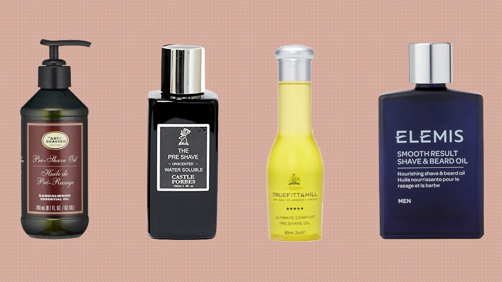The Best Pre-Shave Products on Amazon
