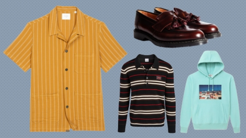 The 13 Best New Pieces of Spring Menswear to Buy This Week