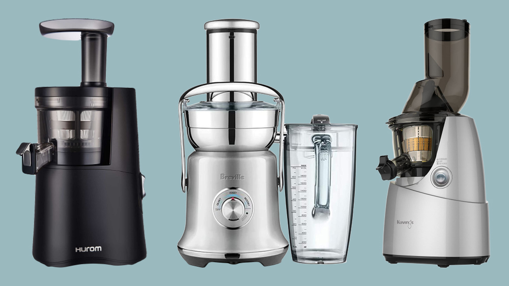 Hurom, Breville, Kuvings juicers