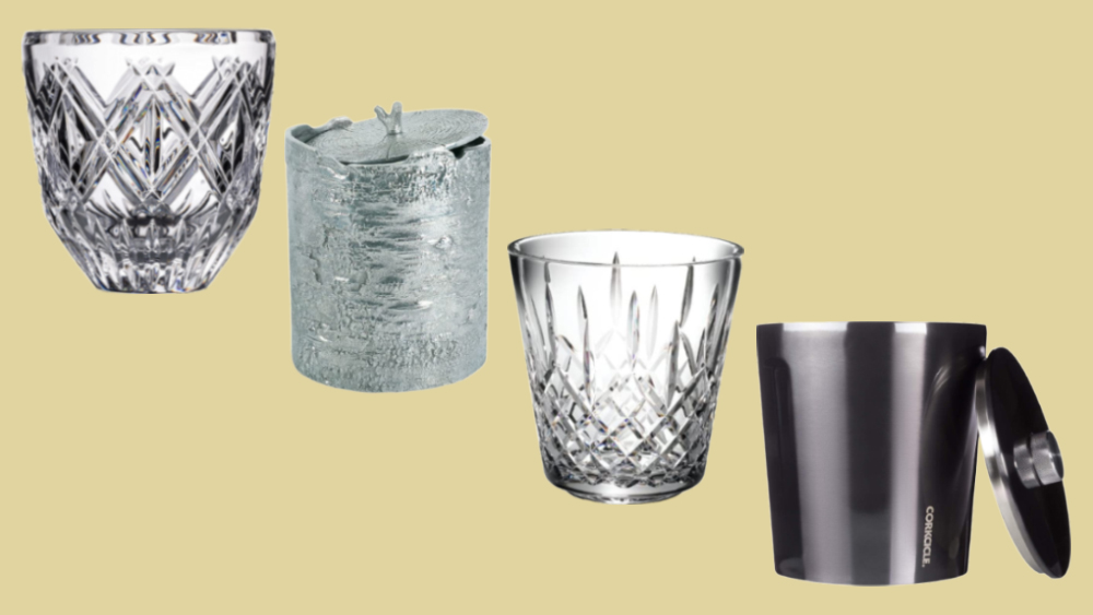 The Best Ice Buckets for Drink Lovers