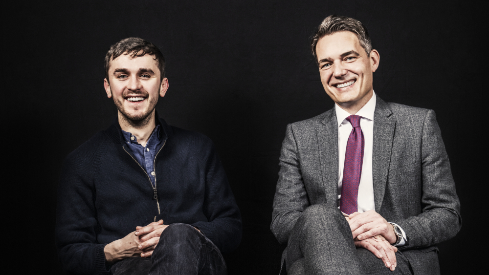Thomas Kochs and Ben Marks