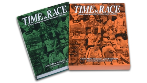 Time to Race by Cesare Maria Mannucci John Goldberger