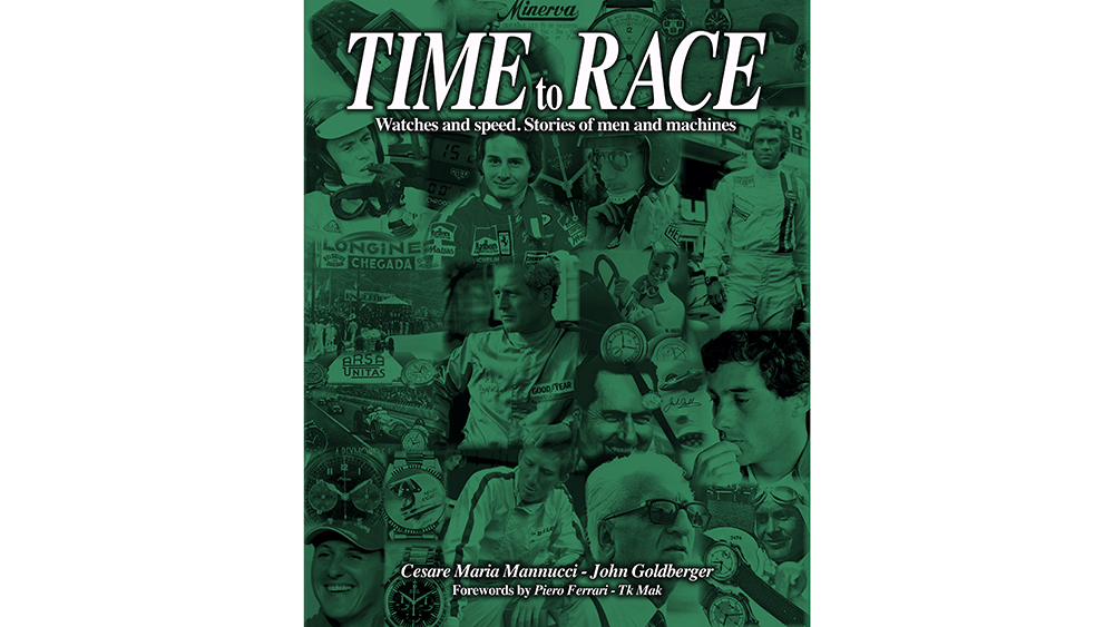 Time to Race by Cesare Maria Mannucci and John Goldberger