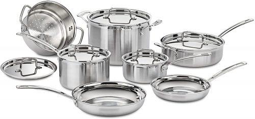 Cuisinart-Stainless-Steel-12-Piece-Cookware-Set