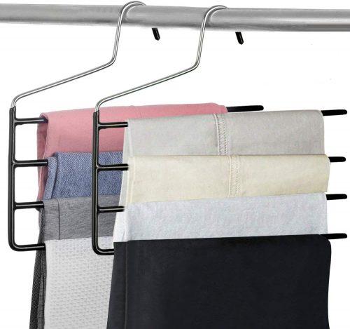devesanter Multi-Layer Pant Hanger