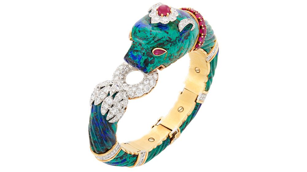 Doyle's David Webb bracelet