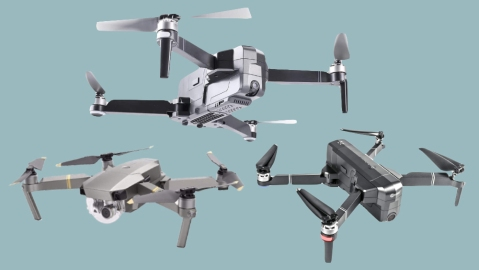 High-Performance Drones