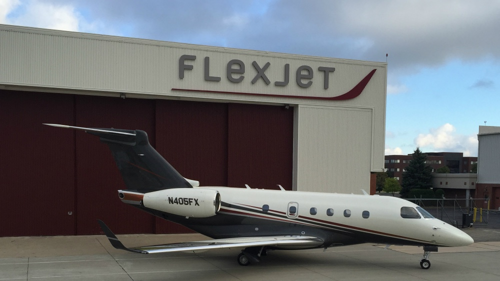 Private Aviation Shifts Gears