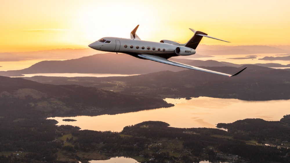 Private Aviation Shifts Gears in April