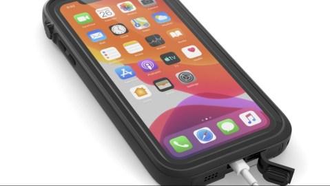 Catalyst iPhone case waterproof