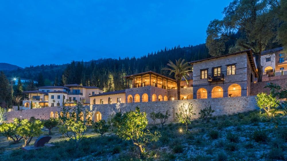 Euphoria Retreat Greece wellness retreats