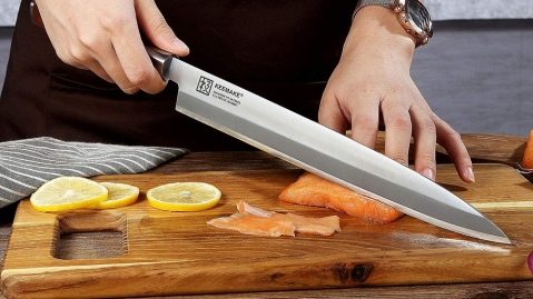 The Best Sushi Knives on Amazon