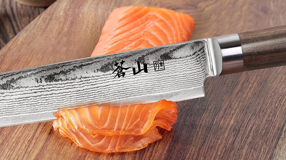 The Best Sashimi Knives on Amazon