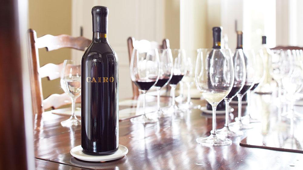 wine Gamble Cairo