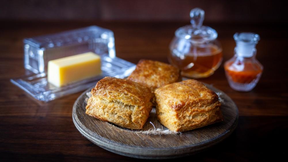 saison smokehouse buttermilk biscuits