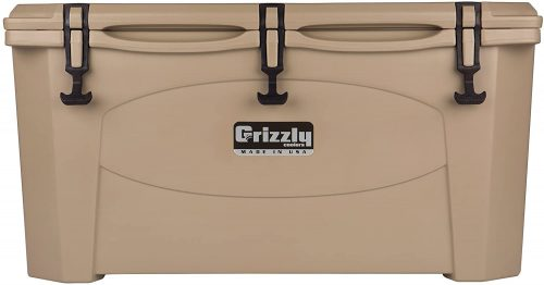 Grizzly Hard Sided Cooler