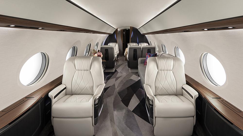 Gulfstream G700 Cabin