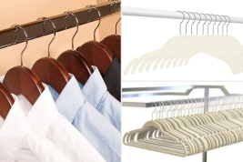 The Best Shirt Hangers to Buy on Amazon