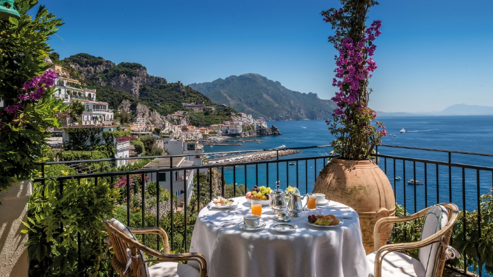 Hotel Santa Caterina Amalfi Coast