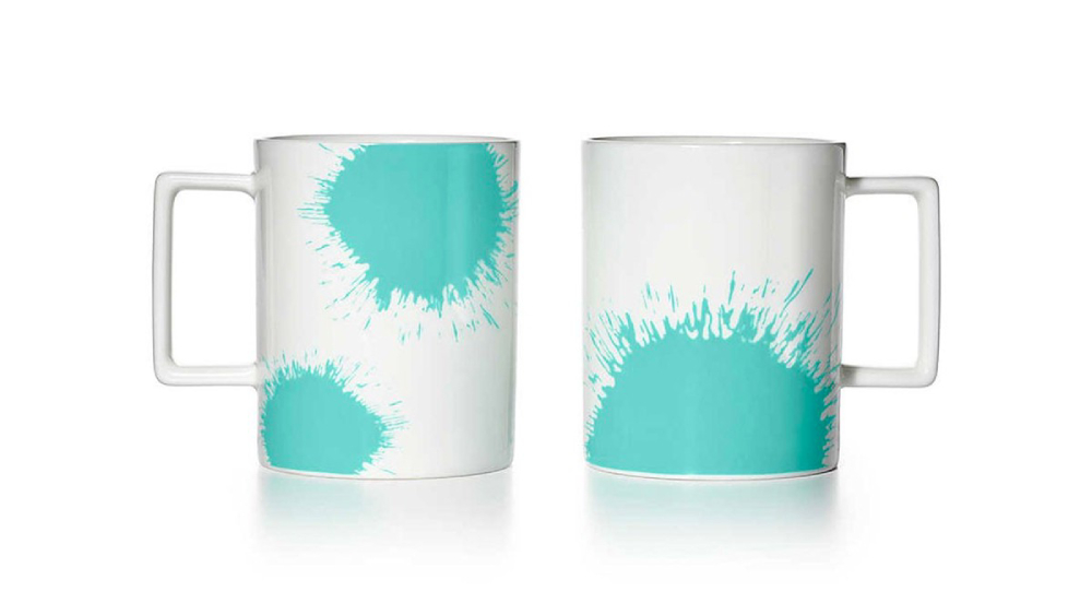 Tiffany & Co. mugs