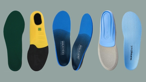 The Best Insoles You Can Buy on Amazon