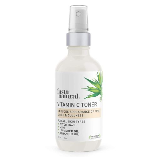 InstaNatural Facial Toner