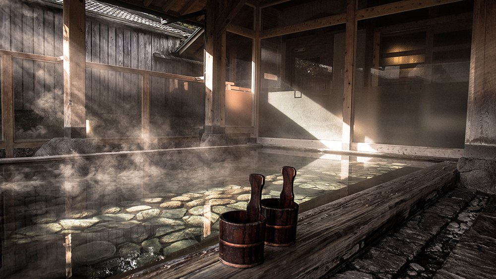 Japanese spa; Shutterstock ID 645280459; Notes: RR Digital