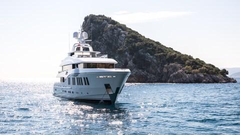 Alia Yachts Rüya Superyacht