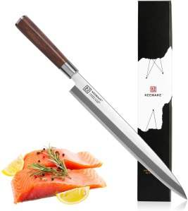 Keemake Yanagi-ba Knife
