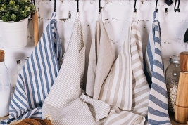 Liniche Home Linen Tea Towels