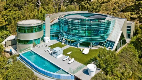 Beverly Hills, Justin Bieber, House