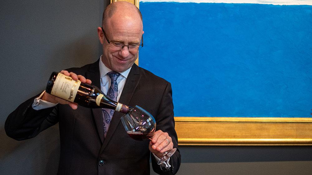wine list Manresa Jim Rollston